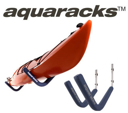 Aquarack (small) for kayaks, sea kayaks and sit-on-top kayaks
